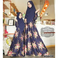 Baju Muslim Couple KS6458