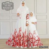 Baju Muslim Couple KS6300