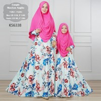 Baju Muslim Couple KS6338