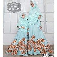 Baju Muslim Couple KS6547