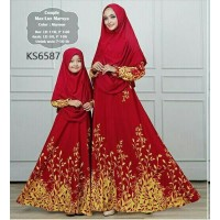 Baju Muslim Couple KS6587