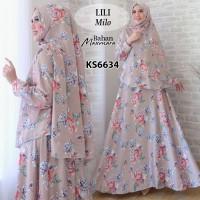 Baju Muslim KS6634