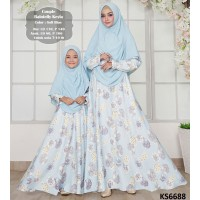 Baju Muslim Couple KS6688