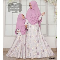 Baju Muslim Couple KS6691