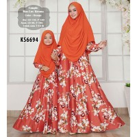 Baju Muslim Couple KS6694