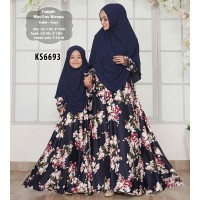 Baju Muslim Couple KS6693