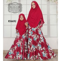 Baju Muslim Couple KS6692