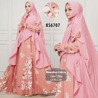 Baju Muslim KS6707
