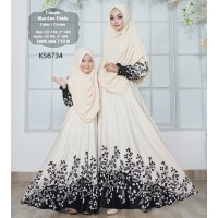 Baju Muslim Couple KS6734