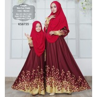 Baju Muslim Couple KS6735