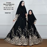 Baju Muslim Couple KS6744