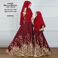 Baju Muslim Couple KS6745