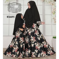 Baju Muslim Couple KS6695