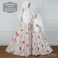 Baju Muslim Couple KS6279
