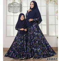 Baju Muslim Couple KS6552