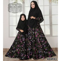 Baju Muslim Couple KS6553