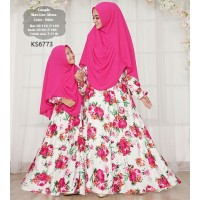 Baju Muslim Couple KS6773