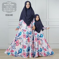 Baju Muslim Couple KS6340