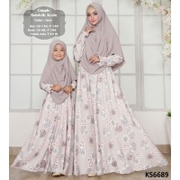 Baju Muslim Couple KS6689