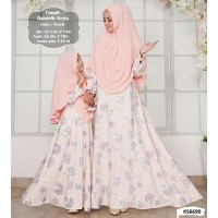 Baju Muslim Couple KS6690