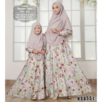 Baju Muslim Couple KS6551
