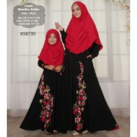 Baju Muslim Couple KS6730