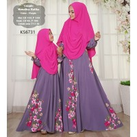 Baju Muslim Couple KS6731
