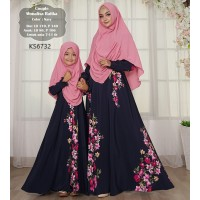 Baju Muslim Couple KS6732