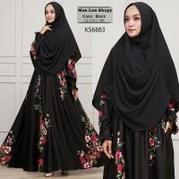 Baju Muslim KS6883