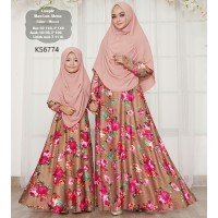 Baju Muslim Couple KS6774