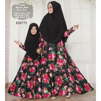 Baju Muslim Couple KS6775