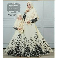 Baju Muslim Couple KS6586