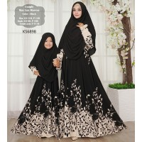 Baju Muslim Couple KS6898