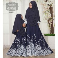 Baju Muslim Couple KS6897