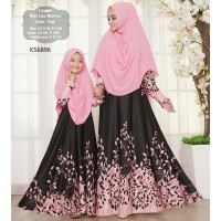 Baju Muslim Couple KS6896