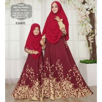 Baju Muslim Couple KS6895
