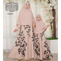 Baju Muslim Couple KS6923