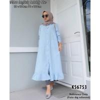 Baju Muslim kode ks6753