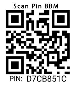 Pin BBM CS AJI