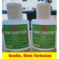 Hand Sanitizer Gratis
