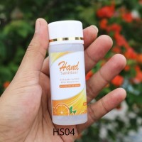 Hand Sanitizer Gel 60ML HS04