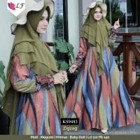 Baju Muslim KS9483