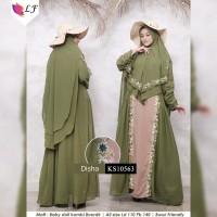 Baju Muslim Disha KS10563