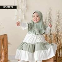 Baju Anak Solehah KS11074
