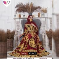 Baju Sultan Dress KS10432