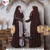 Baju Muslim Disha KS10507