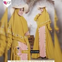 Baju Muslim Disha KS10508