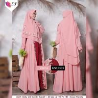 Baju Muslim Disha KS10509